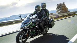 Así es la nueva Kawasaki Ninja 1000SX