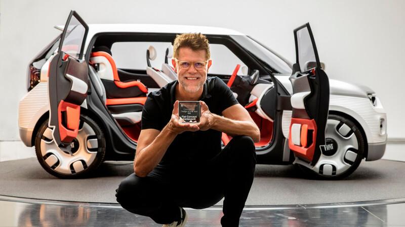 FIAT Centoventi es el Mejor Auto Concepto de 2019