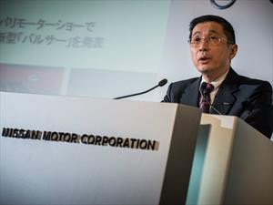 Nissan da balance positivo en ventas