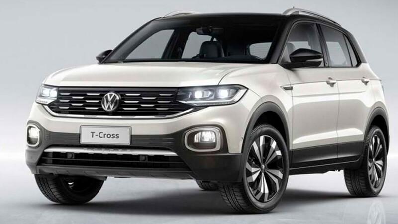 Volkswagen llama a revisión al T-Cross por una posible falla en la suspensión