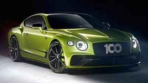 Bentley Limited Edition Continental GT festeja al auto de producción más rápido de Pikes Peak