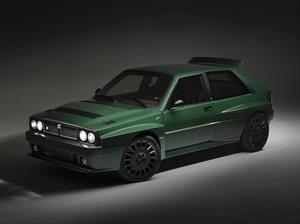 Lancia Delta resucita al estilo Singer