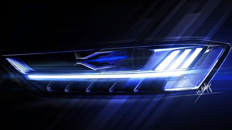 Así ha revolucionado Audi la tecnología de iluminación automotriz