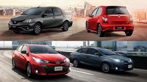 Toyota Etios y Yaris ofrecen tasas promocionales