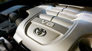 Toyota reemplazará sus V8 por V6 con turbo