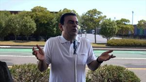 Carlos Ghosn viaja como prófugo a Líbano
