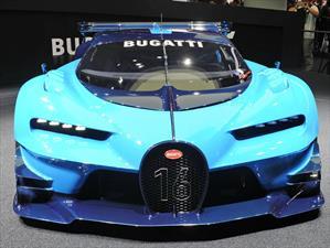 Bugatti Vision Gran Turismo debuta en la vida real