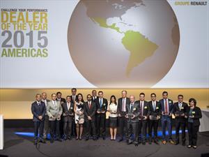Renault Group premia a dos concesionarios colombianos