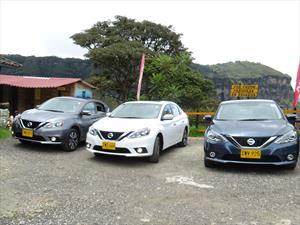Nissan Sentra 2017 ya está en Colombia desde $60'990.000