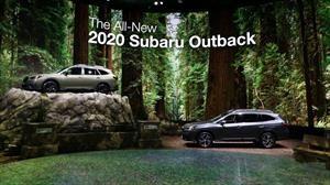 Subaru Outback 2020,  crossover de altas prestaciones