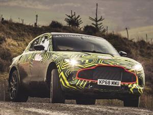 Aston Martin fabricará su primera SUV en 2019