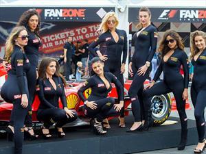 Autocosmos te lleva a la F1 FanZone México