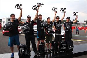 Nissan anuncia a los ganadores del GT Academy México 2016