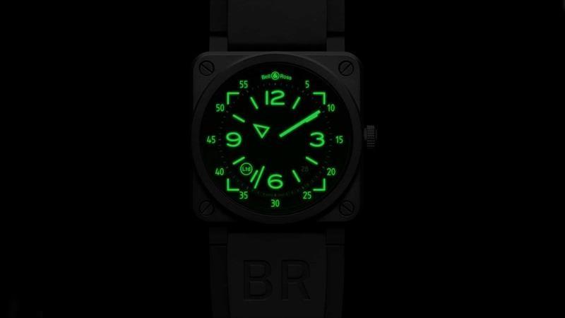 El nuevo reloj de Bell&Ross, mantiene la esencia de alta tecnología