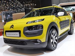 Citroën C4 Cactus, un mediano sin espinas