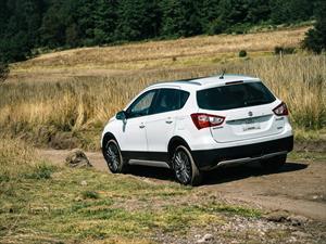 Suzuki S-Cross 2014 obtiene 5 estrellas en la EuroNCAP