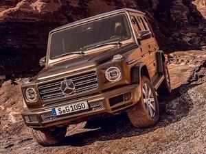 Así es la esperada nueva generación del Mercedes-Benz Clase G