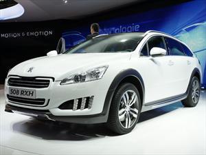 Peugeot presentará el 508 RXH Full Hybrid Diésel en el Salón de Buenos Aires