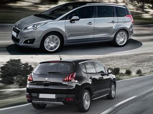 Los renovados Peugeot 3008 y 5008 tienen precios en Argentina