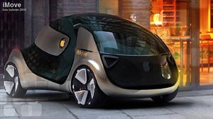 iCar, el auto de Steve Jobs