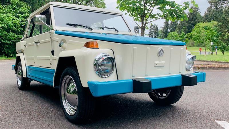 ¿Pagarías los más de 165 mil pesos que piden por este peculiar Volkswagen Safari Acapulco?