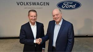 Volkswagen y Ford confirman alianza para producir vehículos eléctricos, autónomos y comerciales