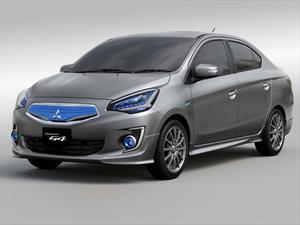 Mitsubishi presenta en Shangái al G4 Concept