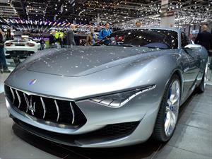 Maserati festeja su centenario con el Alfieri Concept