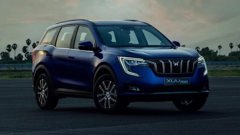 Lo nuevo de Mahindra es un sofisticado SUV de siete plazas llamado XUV700