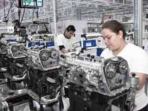Motores producidos en la planta de VW en Silao Gto, México debutan en Estados Unidos