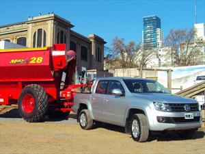 Volkswagen lleva sus vehículos a La Rural