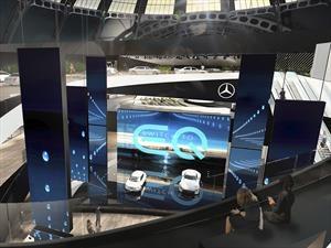 Mercedes-Benz lanzará 3 modelos en el AutoShow de Frankfurt 2017