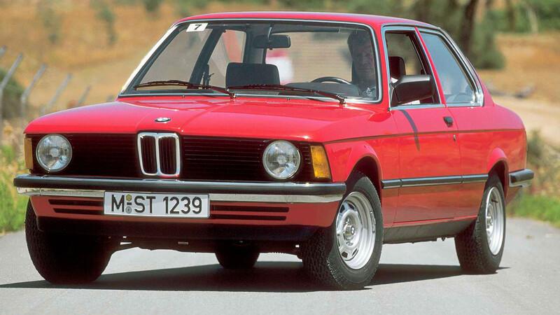 Se cumplen 45 años del nacimiento del BMW Serie 3