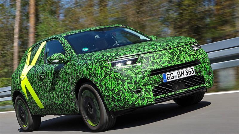 Opel está listo para presentar el nuevo Mokka