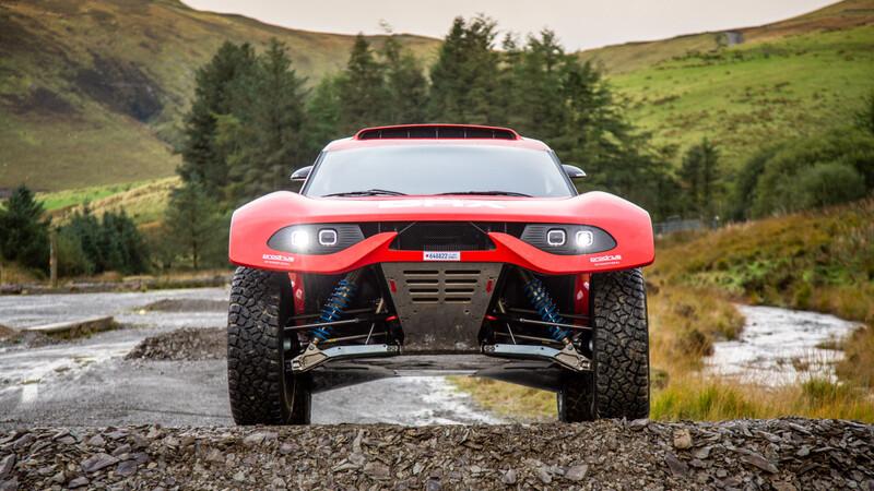 El combustible ecológico debutará en el Rally Dakar de la mano de Prodrive