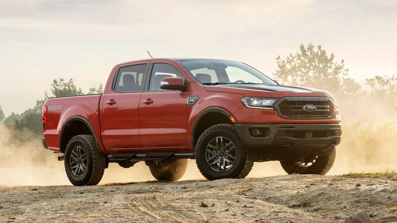 Ford Ranger Tremor, la super Raptor