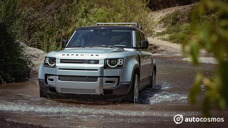 Toma de Contacto: Land Rover Defender 110 First Edition