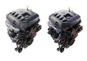 Chevrolet presenta dos nuevos motores turbo diesel para camiones medianos