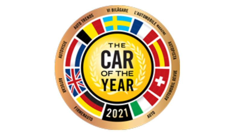 Candidatos al mejor Auto de Europa 2021
