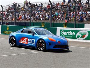 Alpine Celebration Concept se presenta en Le Mans