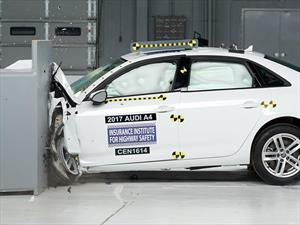 Audi A4 2017, calificado como Top Safety Pick+ por el IIHS