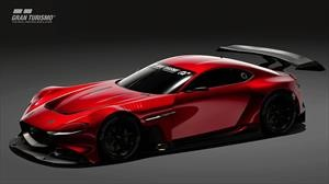 Mazda RX-Vision GT3 Concept, listo para dominar la categoría GR.3 de Gran Turismo Sport