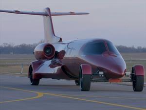 Limojet, combinación exclusiva de un jet y una limusina