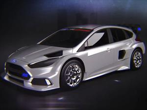 Ken Block correrá un Ford Focus RS en Rallycross