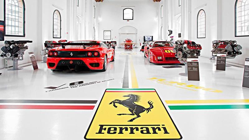 Ferrari vuelve a abrir sus museos en Módena y Maranello