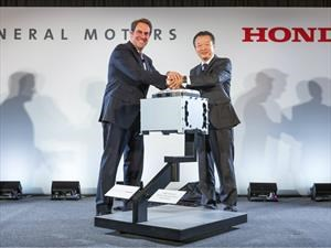Honda y GM se unen para producir celdas de hidrógeno