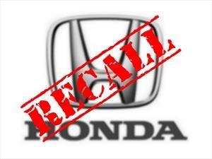 Recall a 2 millones de unidades del Honda Accord
