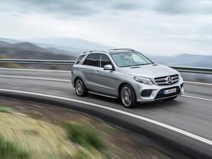 Mercedes-Benz GLE 2016 llega a México desde $919,000 pesos