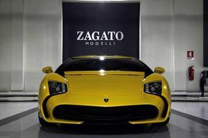 Zagato presenta el segundo Lamborghini 5-95