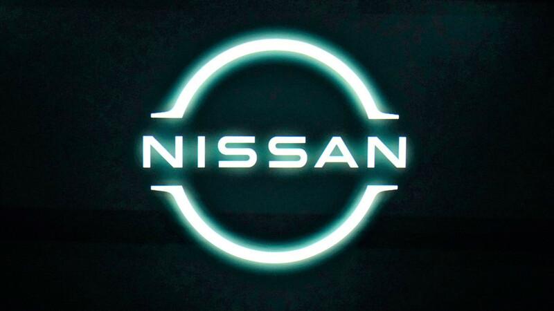 ¿Cómo se rediseñó el logo de Nissan?